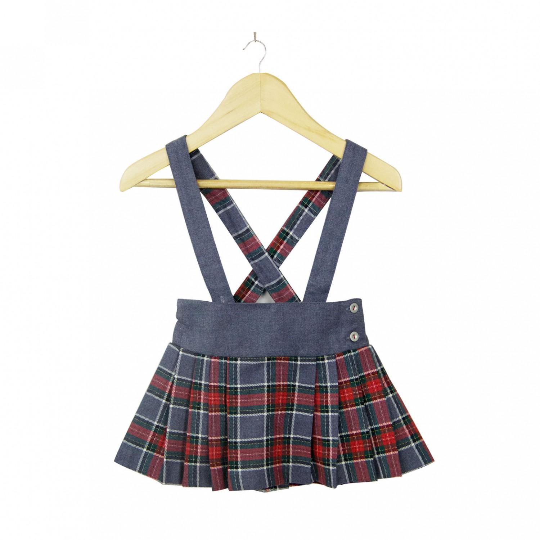 e083cd89d4 Patachou Baby Tartan Skirt | Mister Master & Little Miss