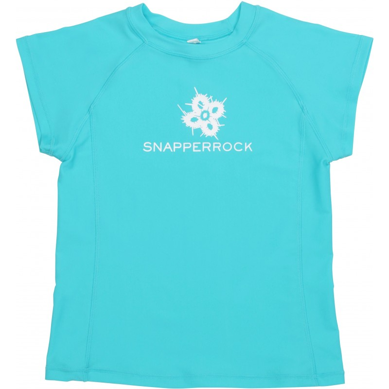 Snapper Rock Aqua Swim Shirt