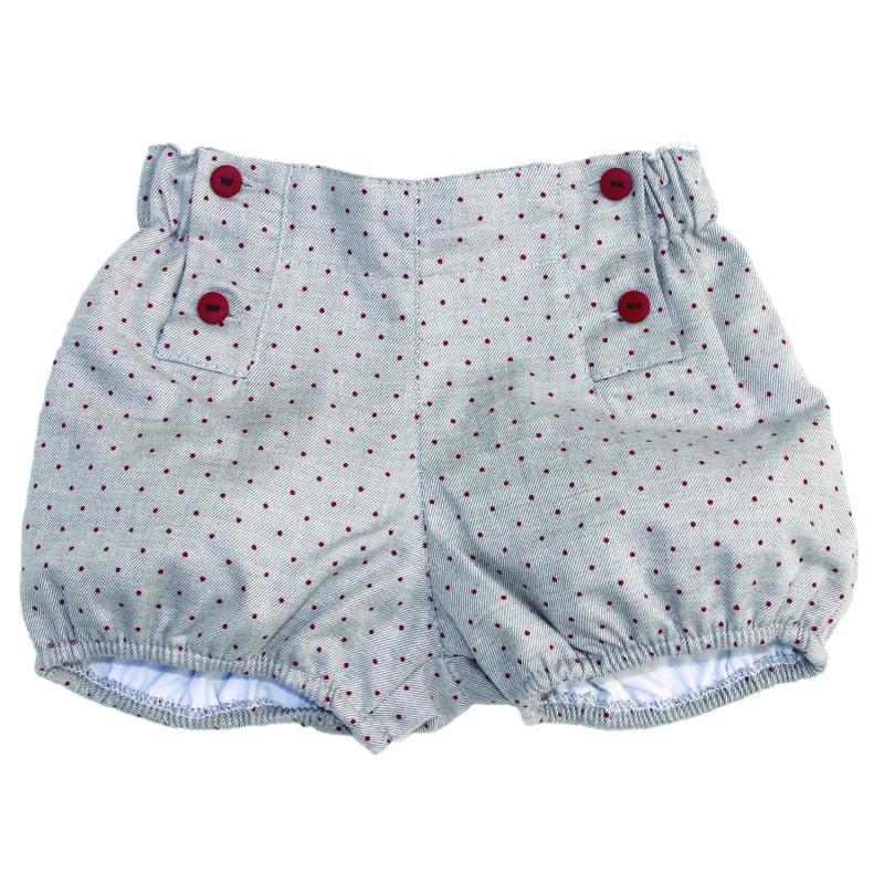 Smart Dotty Shorts