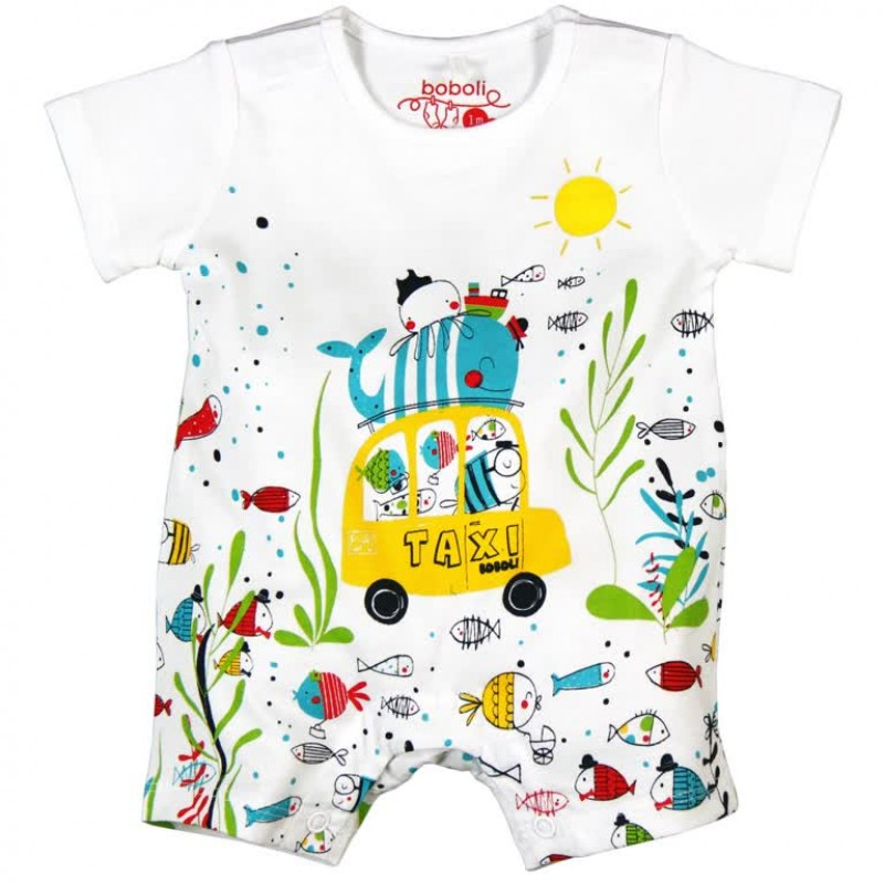 Sealife Romper
