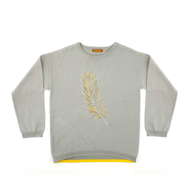 Feather Jumper