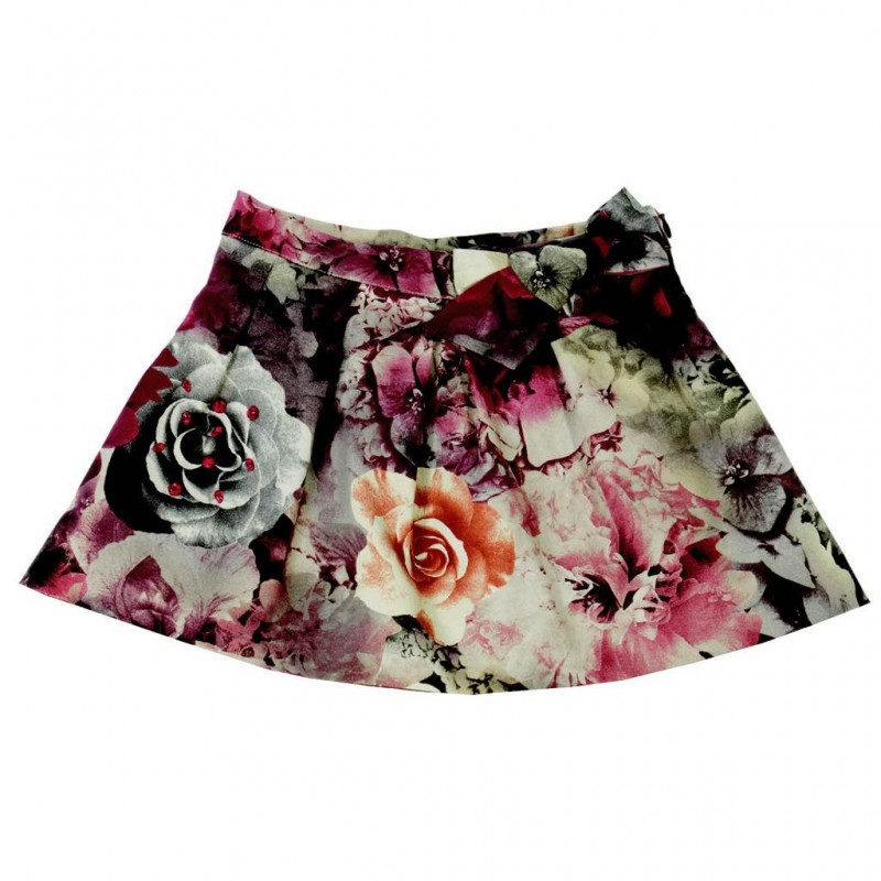 Fun Flowery Skirt
