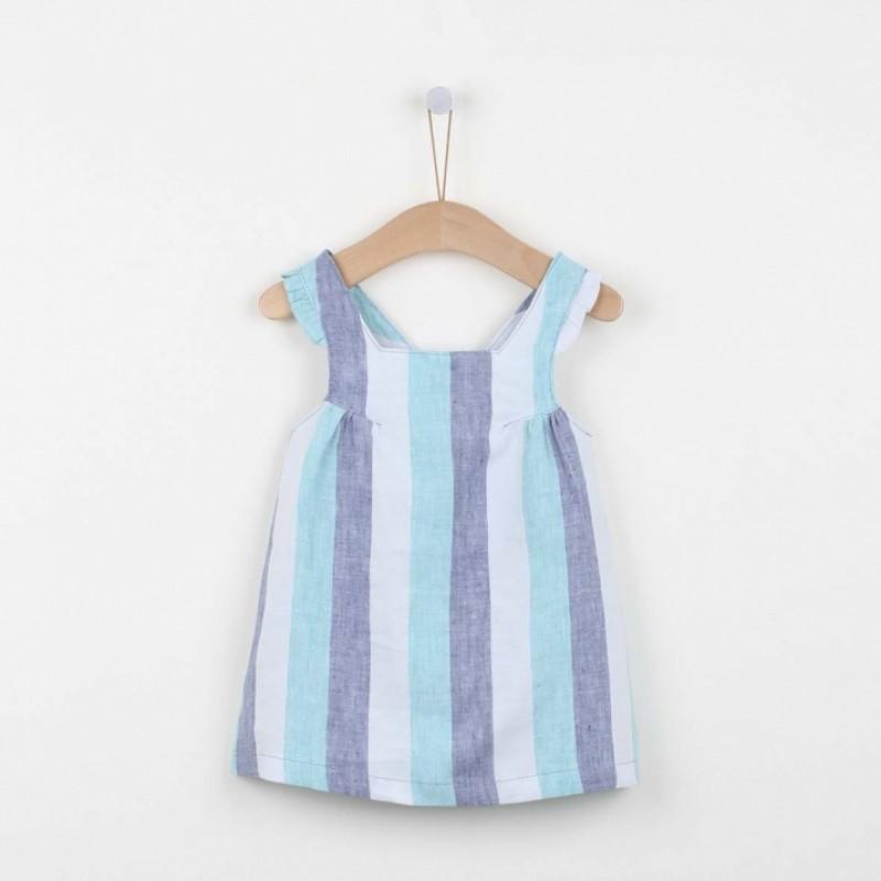 Ocean Stripe Dress