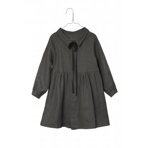 Pretty Linen Smock Coat