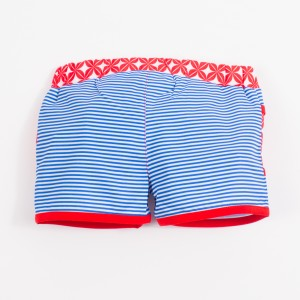 Ducksday Blue Board Shorts
