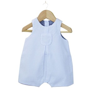 Light Blue Dungarees