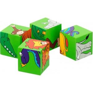 Jungle Block Puzzle