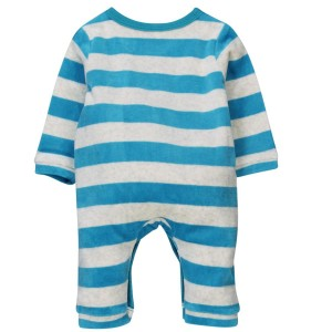 Striped Monster Onesie