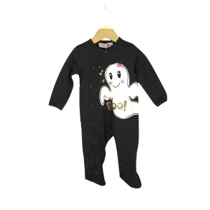Friendly Ghost Babygrow