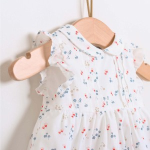 Saudade Flowers Dress