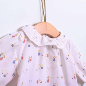 Hygge Village Blouse