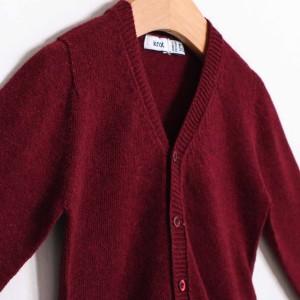 Cashmere Merino Wool Cardigan