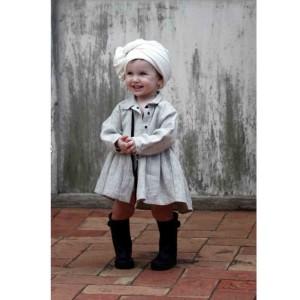 Pretty Linen Coat