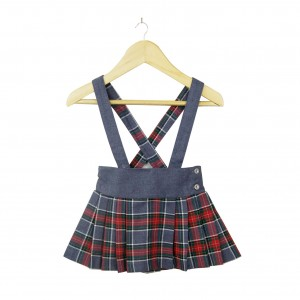 Baby Girls' Tartan Skirt