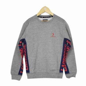 Lacrosse Grey Sweatshirt
