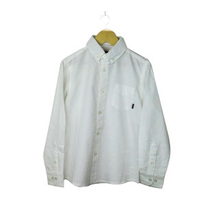 Oxford White Shirt