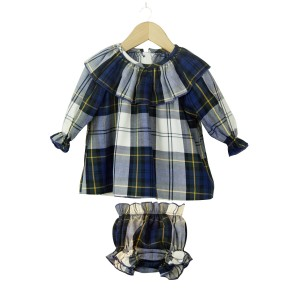 Tartan Tunic with Bloomers