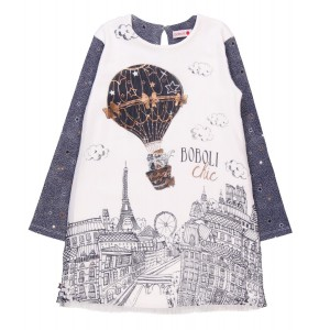 Hot Air Balloon Dress