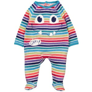 Rainbow Monster Onesie