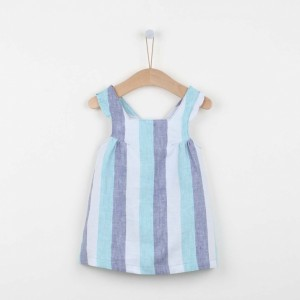 Ocean Stripe Dress