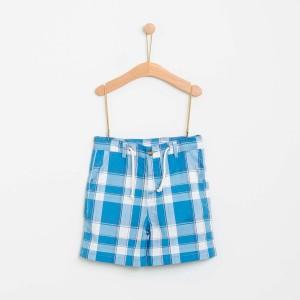 Summer Tartan Shorts
