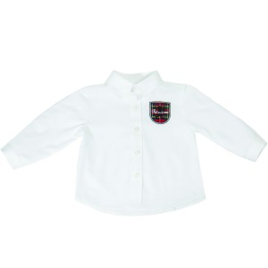 Boys Smart White Shirt