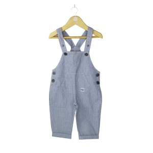 Monochrome Dungarees