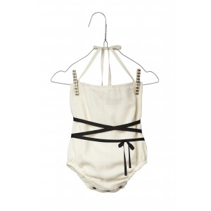 Elegant Sack Playsuit