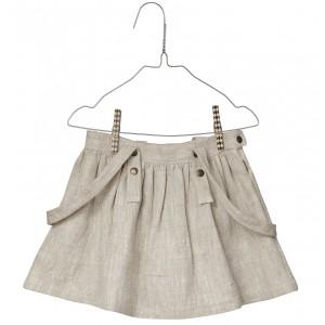 Farmer's Linen Skirt