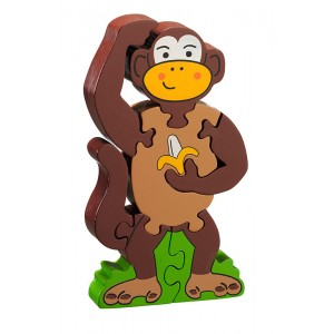 Monkey Jigsaw