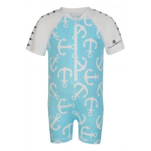 Snapper Rock Anchor Sunsuit