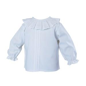 Ecru Chic Baby Shirt