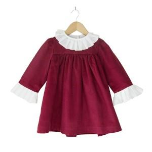 Bordeaux Dress
