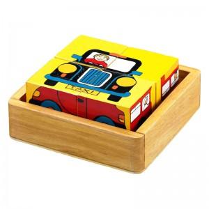 Transport Block Puzzle