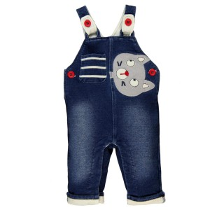 Kitty Dungarees