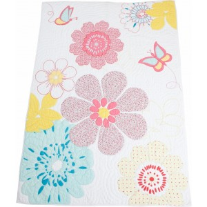 Daisy Quilt - Single