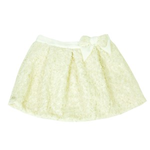 Gold Sparkly Fairy Skirt