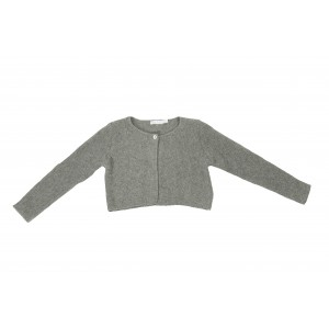 Soft Grey Cardigan