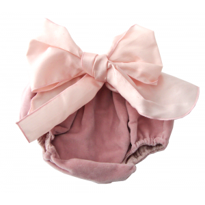 Beautiful Bloomers with Silk Bow