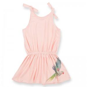 Parrot Slip Dress
