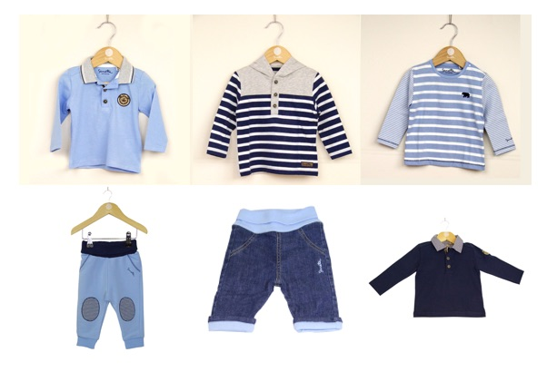 Sanetta Boys Baby Collection