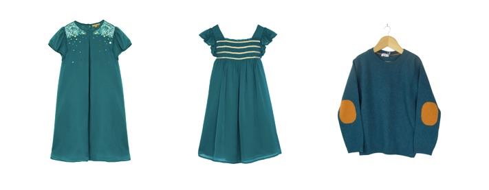 Nutcracker Dress, Cara Dress, Arabian Blue Jumper