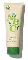 Arbonne baby body lotion