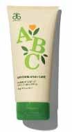 Arbonne Water Resistant sun cream