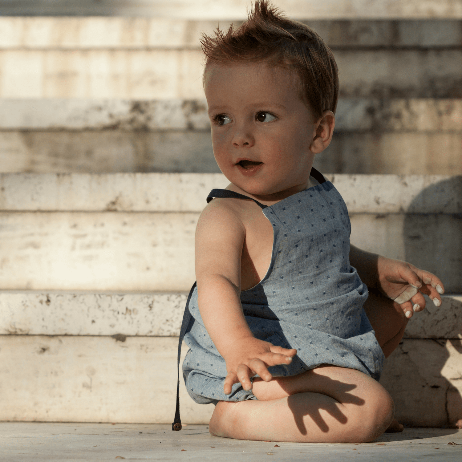 Mon Marcel Baby feature